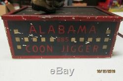 1912 Lehmann Windup Tombo Alabama Coon Jigger