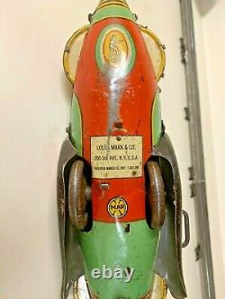 1930s Buck Rogers Rocket Police Patrol