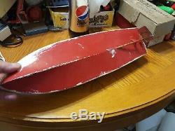 1935, 17, Early Prewar, Lionel, Wind Up, Craft Speed Boat