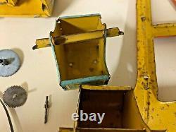1950s Vantage J Chein Disneyland Ferris Wheel Windup Toy for parts