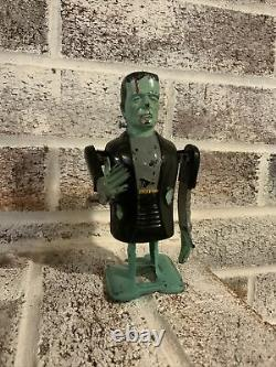 1963 FRANKENSTEIN Wind Up Toy MARX TOYS Vintage