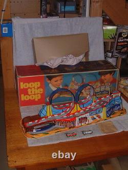 1969 TECHNOFIX NR. 326 LOOP THE LOOP IN SHOWCASE CONDITION, FULLY WORKING WithBOX
