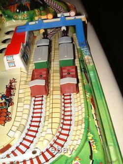 1970 TECHNOFIX NR. 330 TWIN TRAIN 100% COMPLETE & WORKING WithORIGINAL BOX