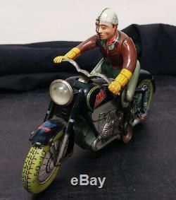 ARNOLD MAC 700 Germany Motorcycle Toy No Key