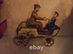 Antique Lehmann Naughty Boy Toy