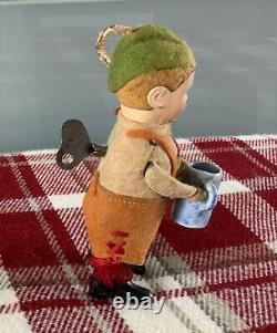 Antique Vintage Schuco Wind Up Toy