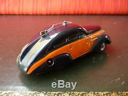 Extr. Rare 1930's SCHUCO 5000 Radio Auto Tin Wind-up Maybach
