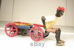 Fernand Martin L'autopatte (orange Vendor) France 1910 Excellent Plus