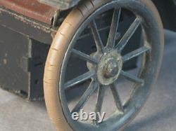 Fisher Clockwork Tin Automobile Tonneau / Tourer