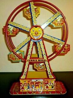 Hercules Ferris Wheel with Box Chein