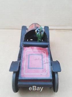 Hess 1020 Hessmobile Windup Vintage 1920's Toy Car