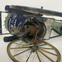 Lehmann Japanese Masuyama Rickshaw. Made In Germany. 1927 1938