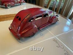 Marx 1937 Ford Wind Up Car, Original