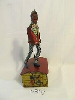 Marx Jazzbo Jim Roof Dancer Black Americana