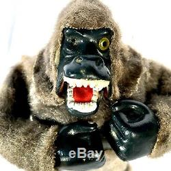 Marx King Kong, Wind Up Vintage Robot, One Owner 60s Toy, Super Fast Shipping