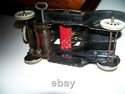 Marx Toys Old Jalopy Tin Wind-Up, Vintage 1920's Special