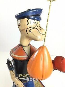 Popeye Overhead Puncher by Chein, J. Chein & Co. Working