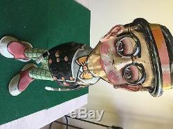 RARE Antique Marx wind up tin toy