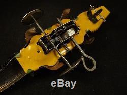 RARE Vintage tin toy wind up Einfalt Technofix Crocodile 1920's EXC. Condition