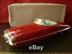 Rare Original 1950s PAYA Tin Friction Packard Cabrio w Or Box Tippco TCO Phantom