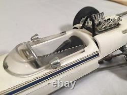 Schuco BMW Formel 12 Vintage Wind Up Toy
