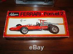 Schuco Ferrari Formel 2 Wind Up