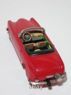 Schuco Micro Racer 1048, BMW 503 Vintage Original 1950's Western Germany
