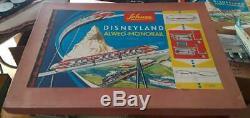 Schuco Monorail / Schuco Disneyland 6333S version the