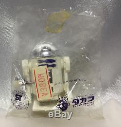 TAKARA wind-up R2D2 Star Wars vintage Japanese R2-D2 droid robot RARE Japan toy