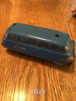 Two Vintage Schuco Micro Toys