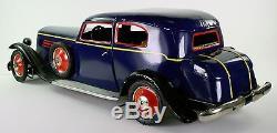 ULTRA RARE MINT IN BOX Paya 1935 Gran Turismo Tin Auto Sedan