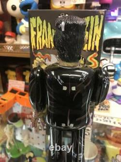 Universal monsters Tin Wind Up Frankenstein Figure Toy with Box Old Vintage