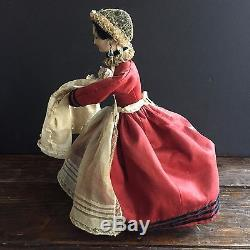 Vichy Automaton 1800's French antique vintage mechanical wind-up toy works great
