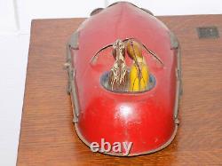 Vintage 1930's Lindstrom Skeeter Bug Doodlebug Tin Wind-up Bumper Car Pre Wwi