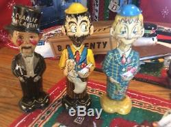 Vintage 1930s Marx Windup Toys Plenty, macarthy, snerd