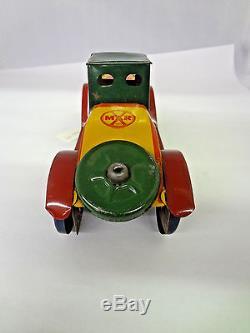 Vintage Marx Toys Wind Up Car 110-e