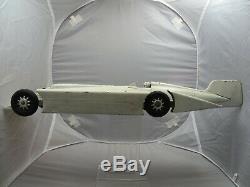 Vintage Original Kingsbury Golden Arrow Windup Toy Racer Circa 1928