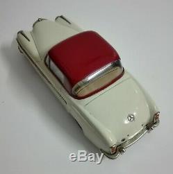 Vintage & Original Schuco Rollfix 1085 Mercedes-Benz 220 SE (26 cm)