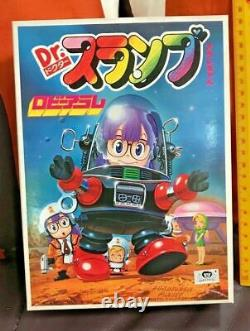 Vintage Robby The Robot Wind-up Toy Model Kit Forbidden Planet Bandai Japan Mib
