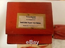 Vintage Schuco Radio 4012 Toy Car Germany & Key & Box Brand New Mint