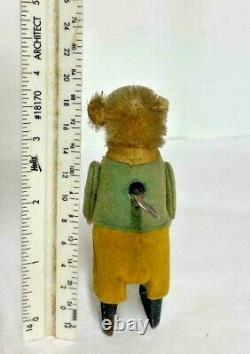 Vintage Schuco Wind-up (clockwork) Bear
