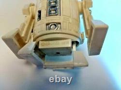 Vintage Star Wars 1978 Takara Japan Canada R2-D2 Wind Up Figure WORKS Hasbro