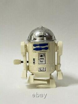 Vintage Star Wars 1978 Takara R2-D2 Wind Up Figure Kenner Hasbro C