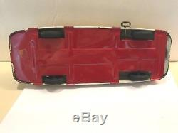 Vintage Tin Car Wind-up Marx Disney Parade Roadster 1940s Collector Mickey Mouse