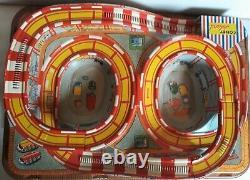Vintage Tin Litho Toy Technofix Coney Island (307) 1964