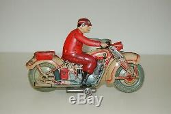 Vintage Tipp&Co Motorcycle, Germany circa 1950. N/Mint Condition