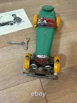 Vintage Wind-up Meccano Motor Car Constructor No. 2 All Original Complete