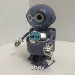 Vtg'82 SMRT 1 Robot Wind-up Toy Walt Disney World Epcot Center CommuniCore NM