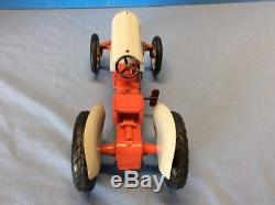 WOW! Vintage RARE Product Miniatures Wind-Up Ford 8N Toy Farm Tractor