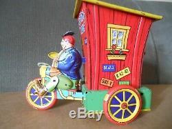 Wyandotte 40's Humphrey Mobile Vintage Tin Litho Windup